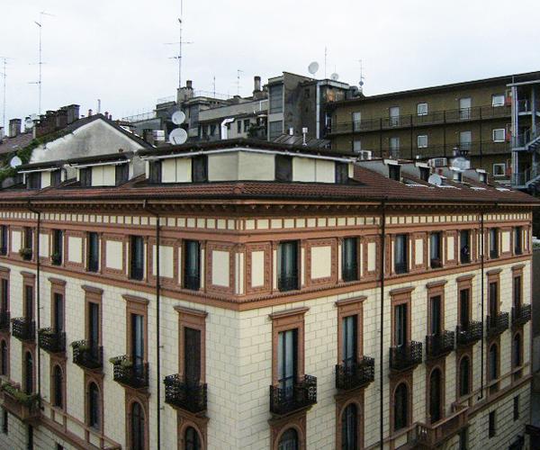 Crea Casa Milano - via Tadino - esterno